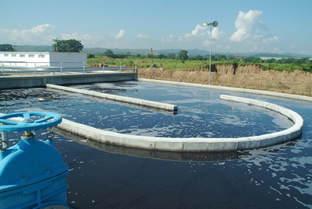 Waste Water Treatment facilities