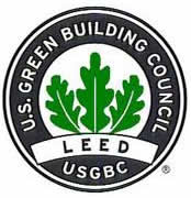 Logo US Green Building Council Leed
